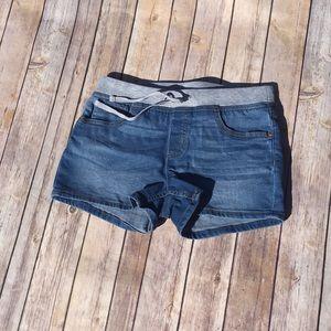 Girl size 12 plus Jean shorts